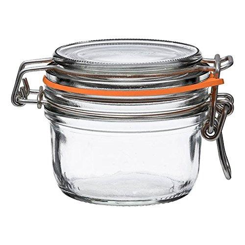 6 le parfait super terrines - frascos de vidrio francés de