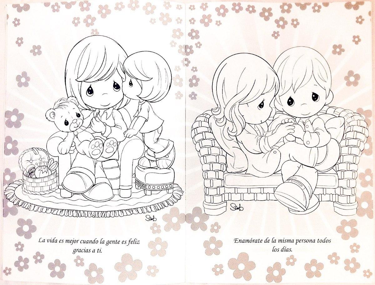 6 Libros Para Colorear Didactico Con Dibujos Para Niñas ...