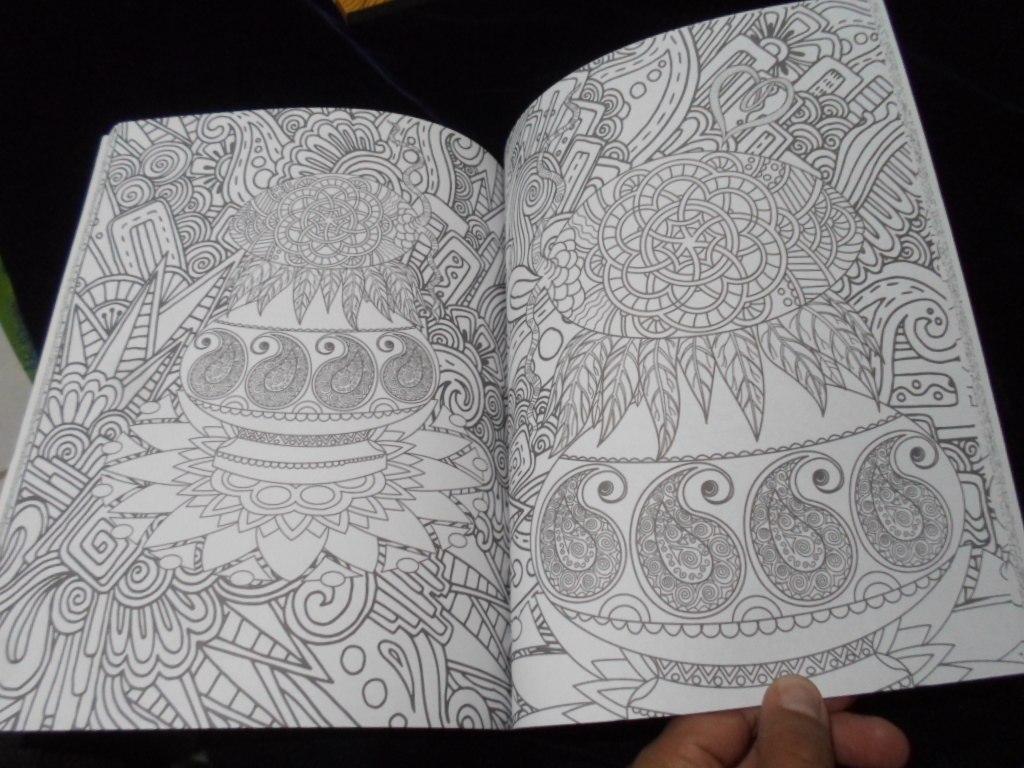 Único Libro De Colorear De Indie Rock Cresta - Dibujos Para Colorear ...