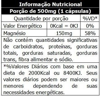 6 magnesio dimalato puro - 360 cápsulas - meissen - 12x s/j