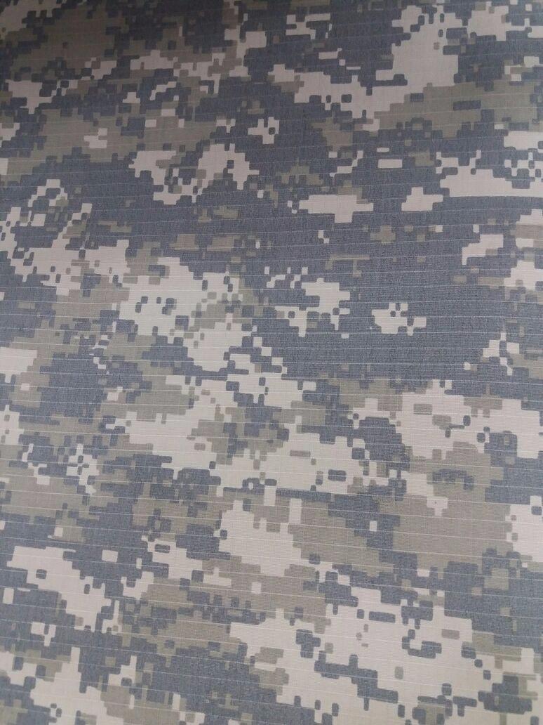 6 metros tecido rip stop camuflado woodland farda. Carregando zoom. 1bdb87eb9c4