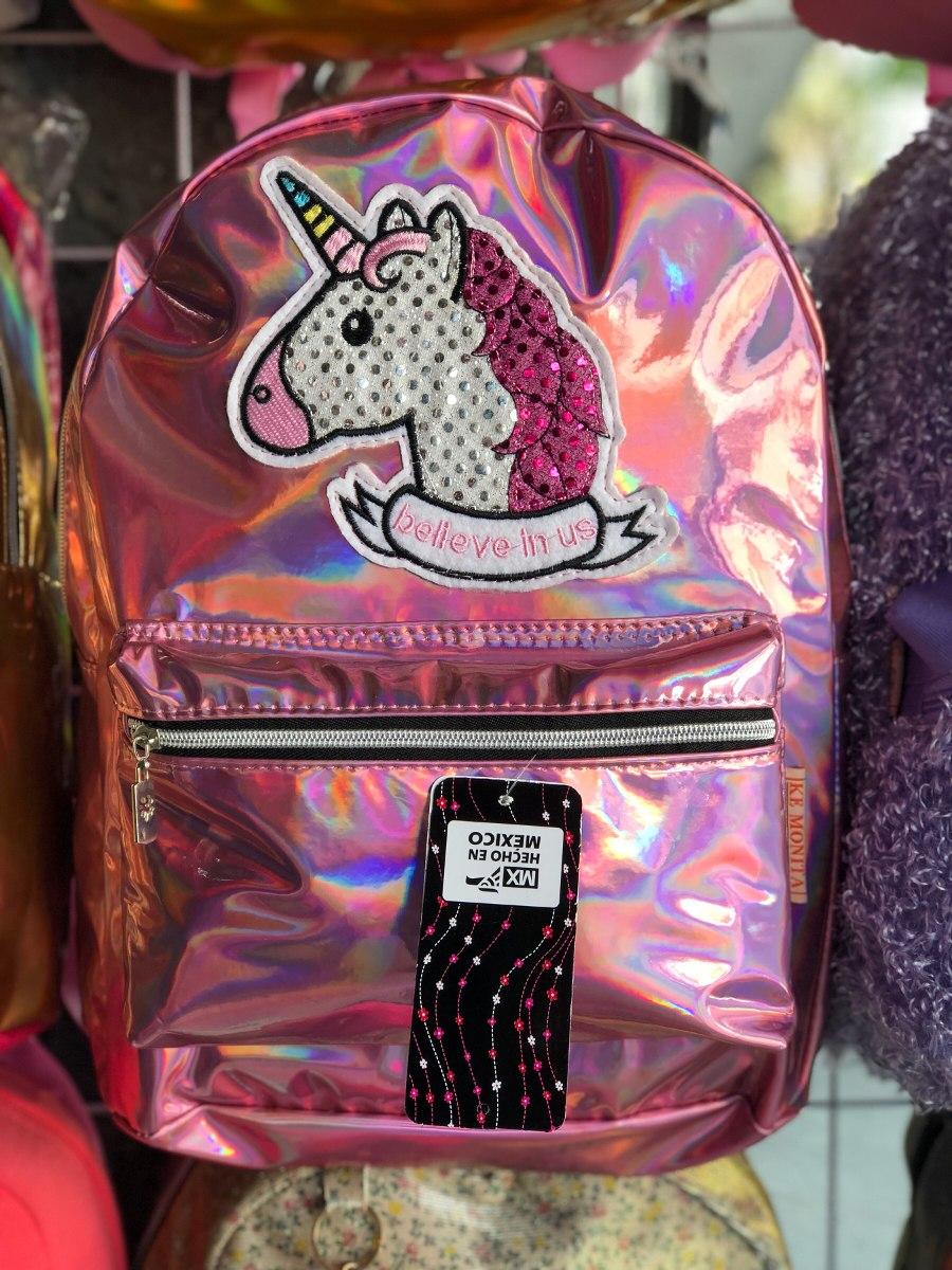 b5cef6f52 6 mochilas escolares de unicornio precio mayoreo. Cargando zoom.