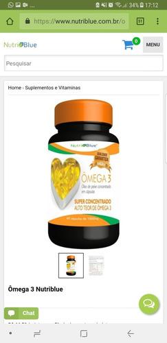6 omega 3 2 quarteto vitamínico 1 polivitaminico 1 magnesio