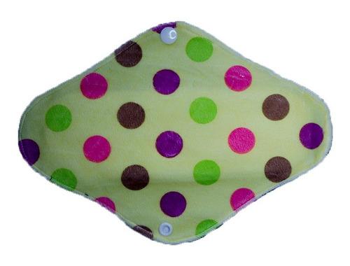 6 pack | toallas femeninas ecológicas súper absorbentes!