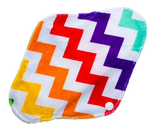 6 pack | toallas femeninas ecológicas - varios diseños