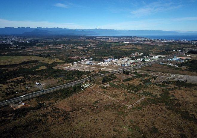 6 parcelas a la entrada  de puerto montt ruta 5