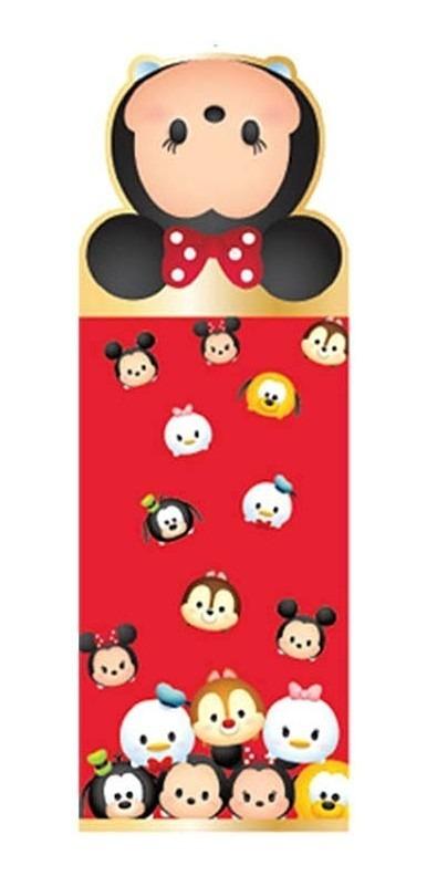 6 Pcs Dos Desenhos Animados Mickey Minnie Stitch Urso Papel R