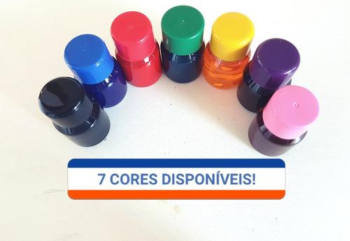 6 penas(3 p/ mangá) + 1 cabo madeira + 30 ml tinta nanquim