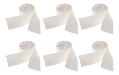 6 piezas blanco magnífico / vertical de piano temperamento