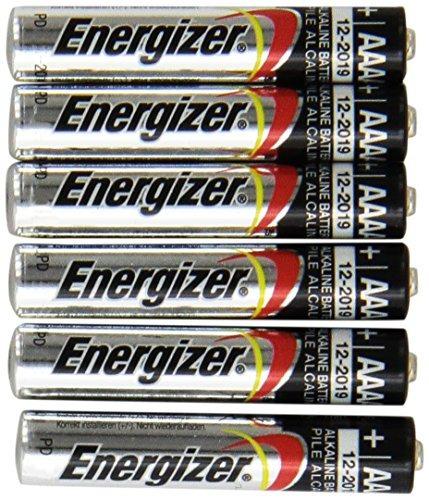 6 pilas aaaa nuevo de energizer