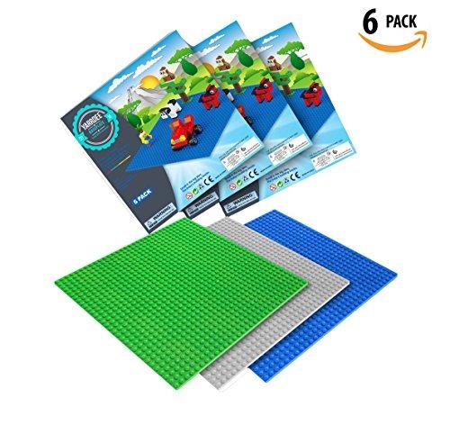 6 placas base 100% compatible con todas las marcas principal