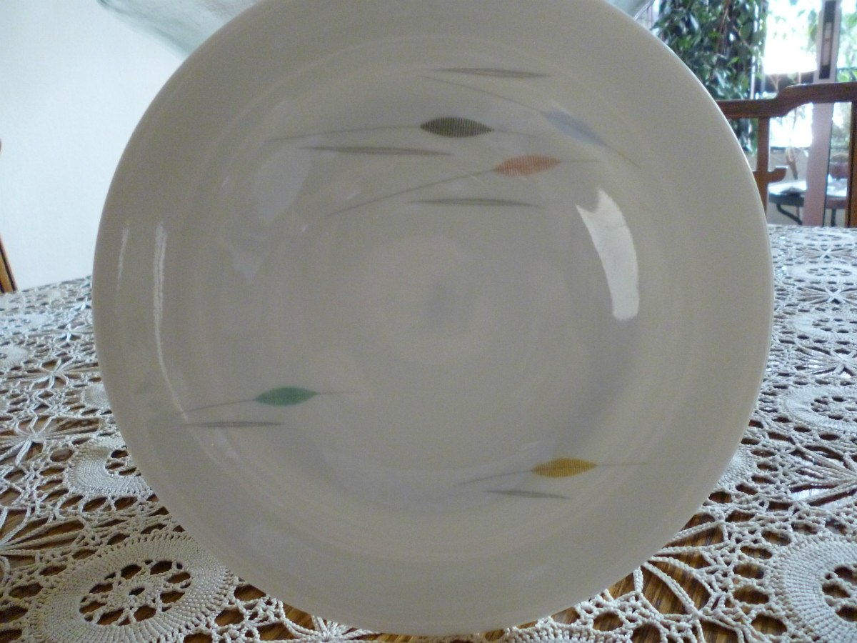 6 platos porcelana thomas germany a os 70 loza vajilla for Platos porcelana