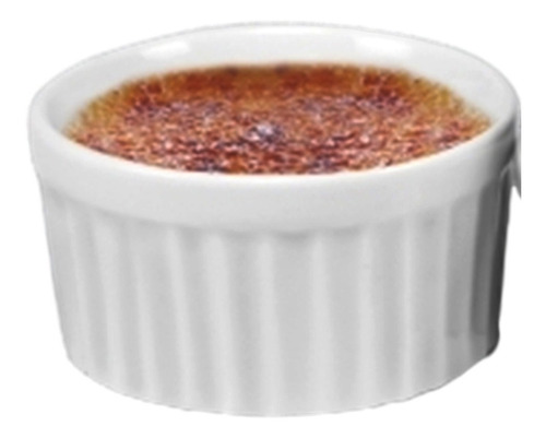 6 ramekin refratário grande com 200 ml  ref 287f