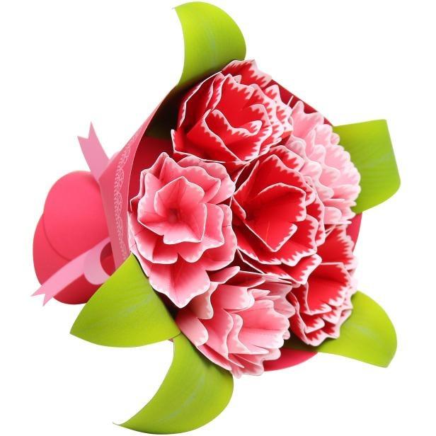 6 Ramos De Flores Imprimibles P/armar Papercraft Env Gratis - $ 27 ...