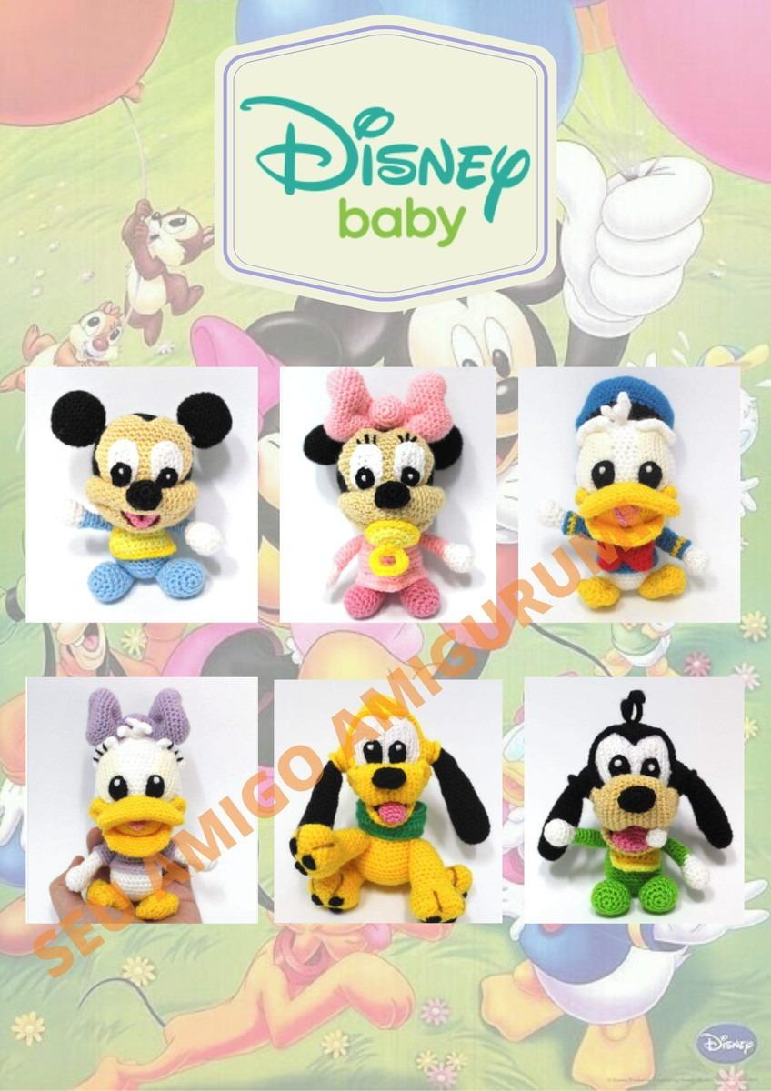 6 Receitas Amigurumi Frozen Disney Em Português - R$ 37,92 em ... | 1200x848