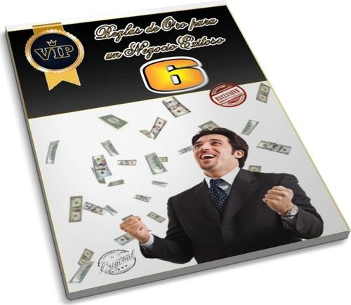 6 reglas para un negocio exitoso - libro condensado + regalo