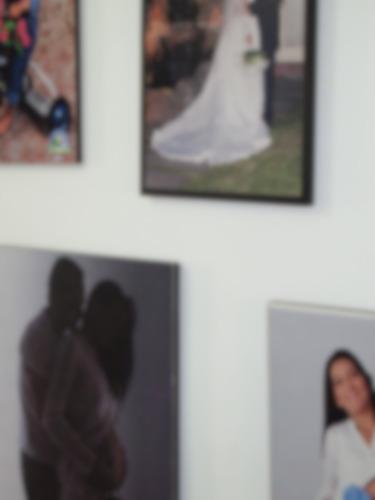 6 retablos para fotografía 20cm x 30cm autoadhesivo en mdf
