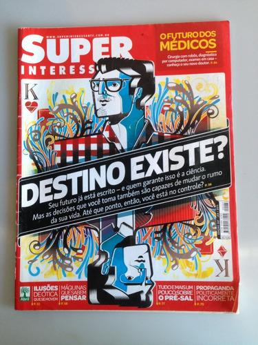 6 revistas super interessante (293,255,284,287 e mitologia)