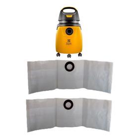 6 Sacos P/ Aspirador Pó Electrolux Gt30n / Gt3000 Novo G3nsc