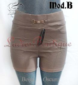 35f2e68c0eca Short Playeros Mujer - Bermudas y Shorts Azul marino en Mercado ...