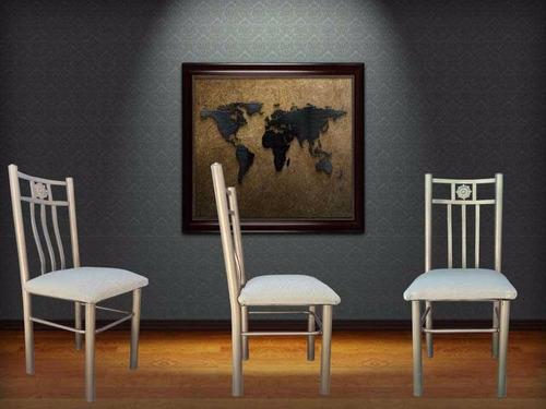 6 sillas de caño sol ( consulte venta por mayor )