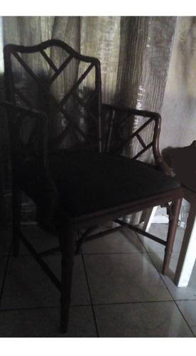 6 sillas de lujo para eventos(2 butacas 4 sillas)
