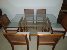 6 Sillas Mesa Comedor Madera Coigue Pack Set Conjunto