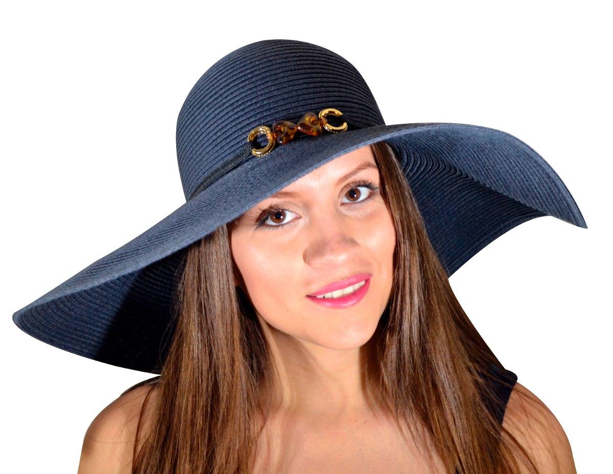 3bfc16e8f9e0d 6 sombreros elegantes de ala larga para mujer. Cargando zoom.