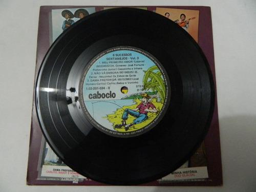 6 sucessos sertanejos 1978 castelo de sonhos -  ep 67