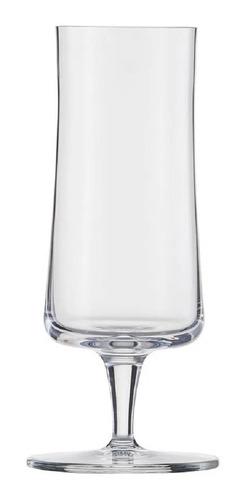 6 taças cerveja cristal pilsner beer 283ml - schoot zwiesel