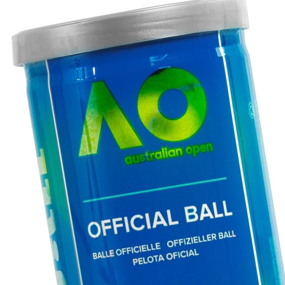 c106a84cb 6 tubos de bolas de tenis wilson australian open com 3 bolas. Carregando  zoom.