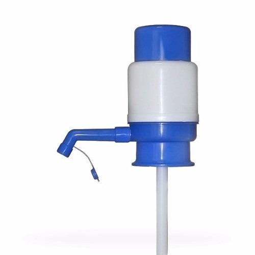 6 uni bomba p/ garrafão manual galão 10/20 litros de água
