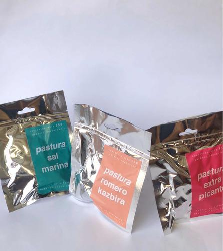 6 unidades charquiqui linea pastura snack keto