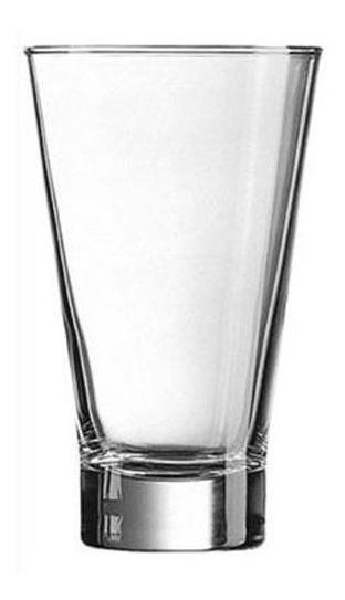 6 Vasos Arcoroc Luminarc Shetland Vidrio Alto