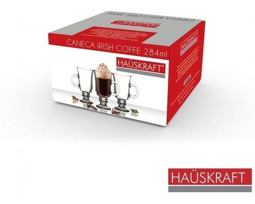 6 xícaras caneca taça café cappuccino dolce gusto 284ml