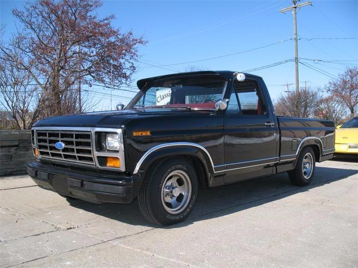 60 86 ford f150 pick up tapon gasolina metalico con llaves en mercado libre. Black Bedroom Furniture Sets. Home Design Ideas