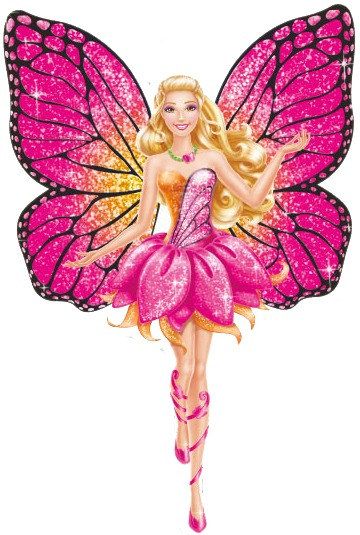 60 barbie butterfly p  tubetes e amigas 7 5cm   r  25 00 princess clip art for kids princess clip art for kids