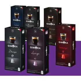 60 Cápsulas Nespresso Compat. Gimoka - 2 Packs Envío Gratis!