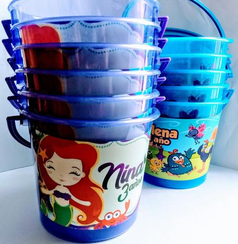 60 cubetas dulceros personalizados envio y diseño gratis!