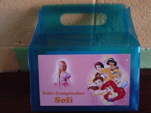 60 dulceros para fiestas infantiles