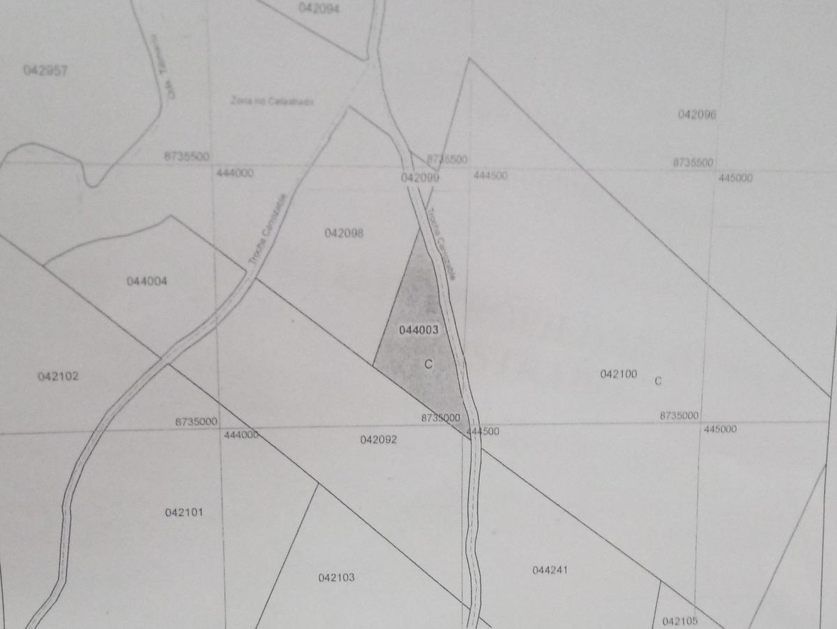 60 hectareas de terreno en iberia