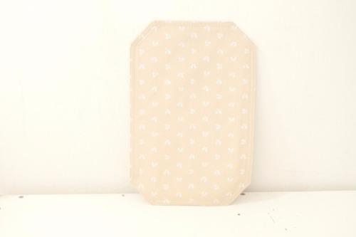 60 individuales plásticos 30 x 20 cms / runn