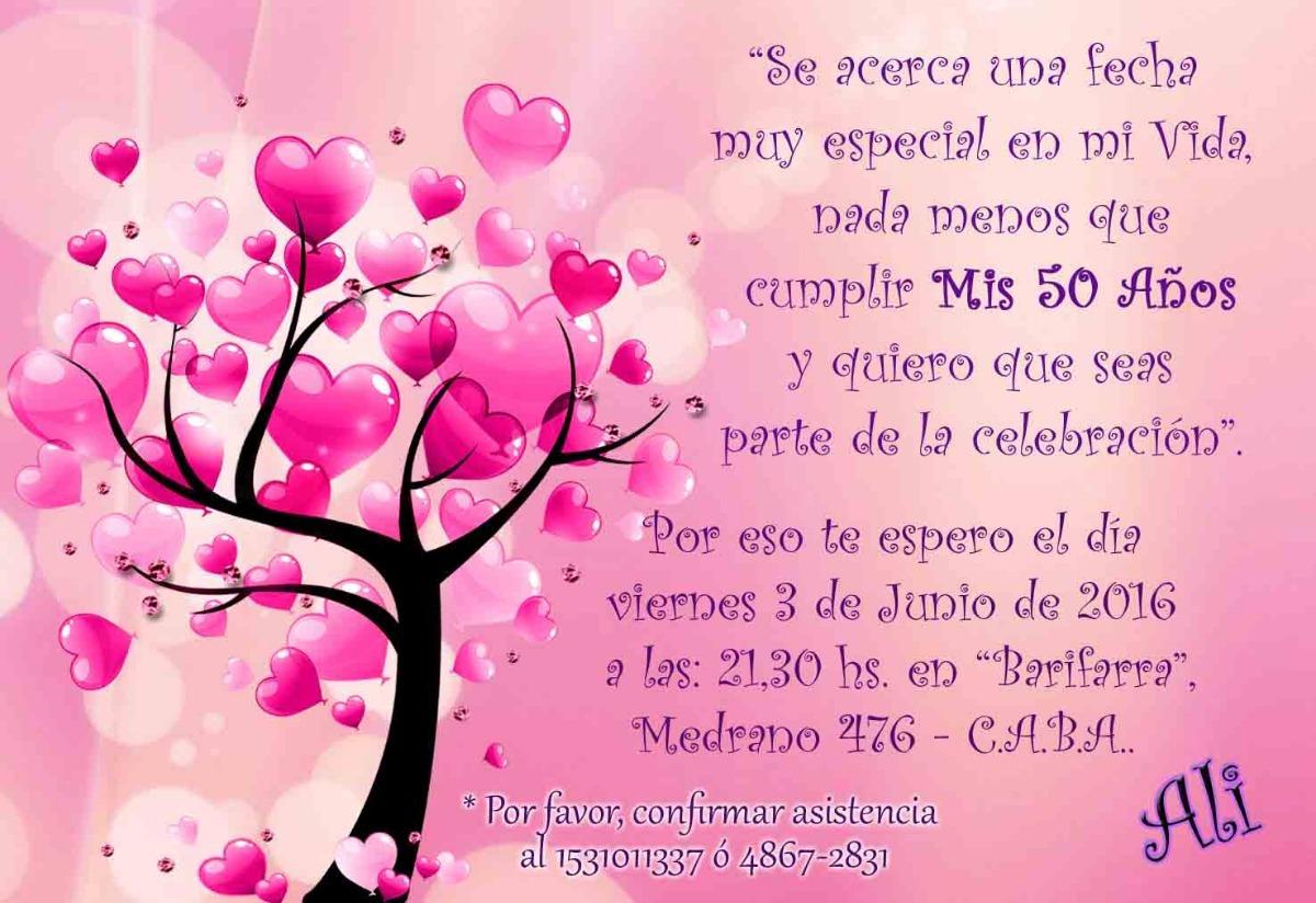 60 Invitaciones Tarjetas Egresados Aniversario 50 80 Años