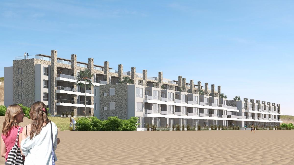 60 lotes de terreno para desarrollo urbanistico sobre playa