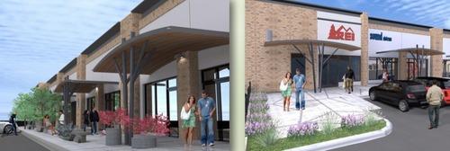 @60 m2 local nuevo av. francisco villa plaza arboledas local en renta $ 14,852 r