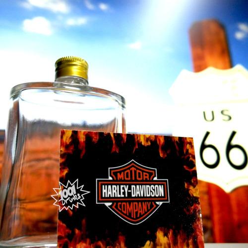 60 mini drinks convidados christmas santa claus whisky h03