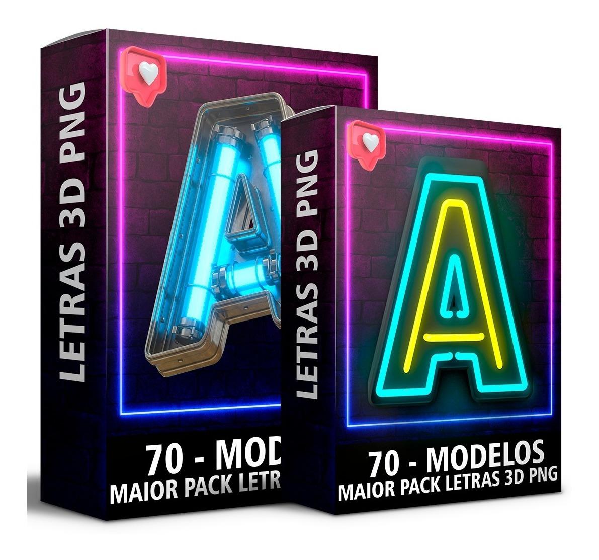 60 Modelos De Letras 3d Png Alta Resolucao Madeira Balao N R