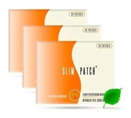 60 parches para adelgazar slim patch