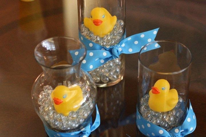 60 Patitos De Hule Para Recuerdos Baby Shower Centros Mesa