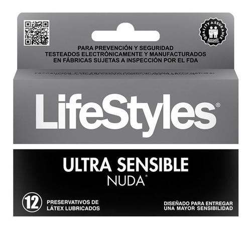 60 preservativos lifestyles (variedades) - envío gratis